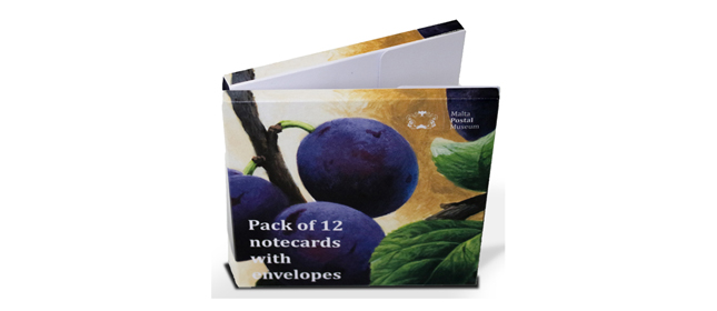 Notecards: Assorted Fruit